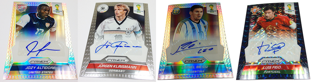 Panini Prizm World Cup 2014 Base Card # 7 Pablo Zabaleta Verzamelkaarten, ruilkaarten