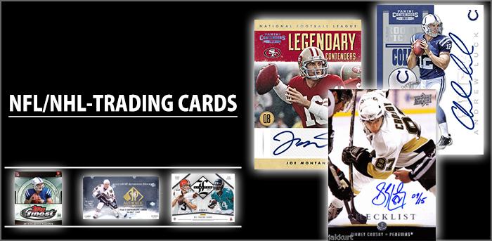 NFL/NHLカード