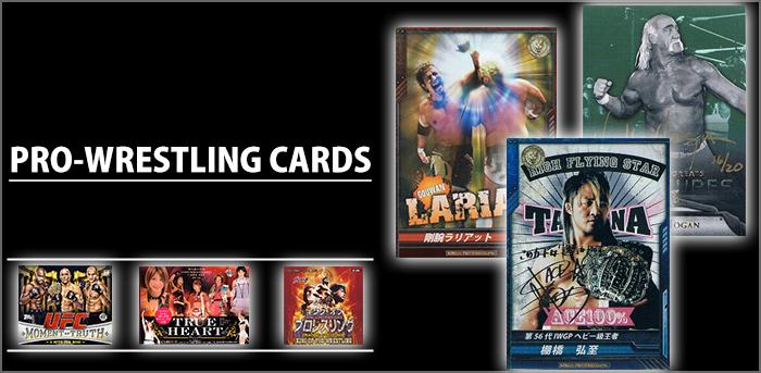 格闘技カード
