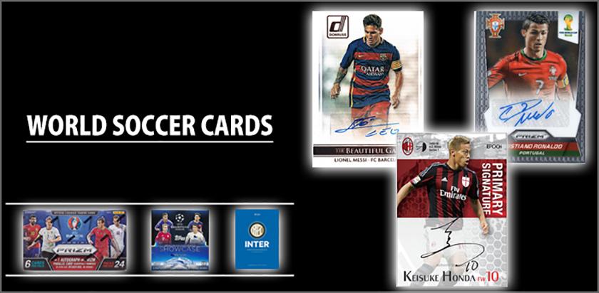 海外サッカーカード